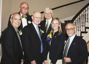 2009 Alumni Volunteer of the Year Pitt
