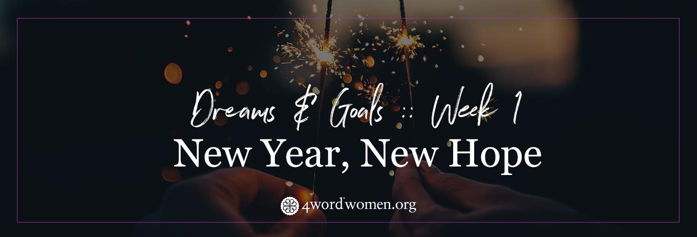 new year new hope