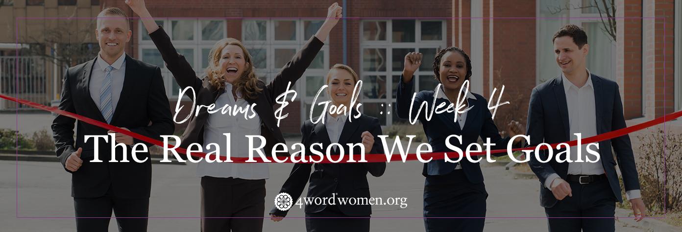 reason set goals