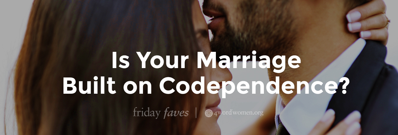 marriage codependence