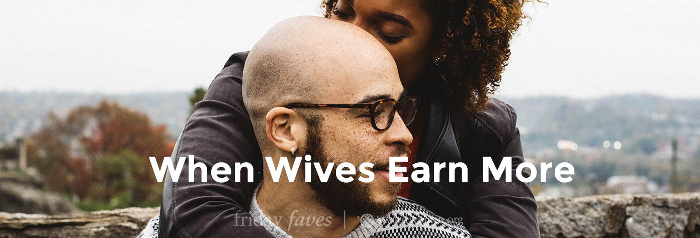 when wives earn more