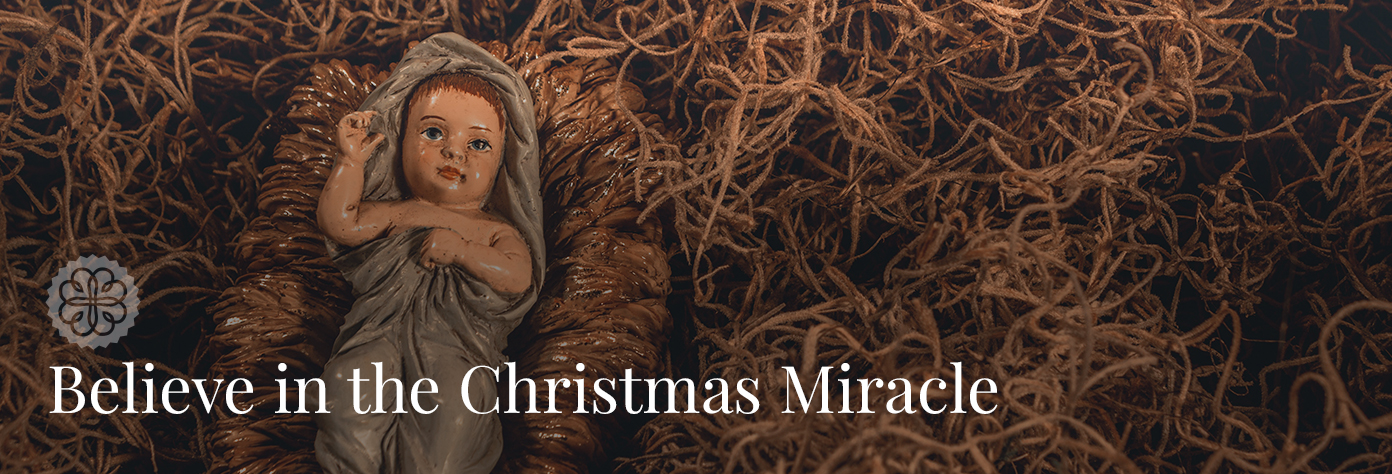 Believe in the Christmas Miracle