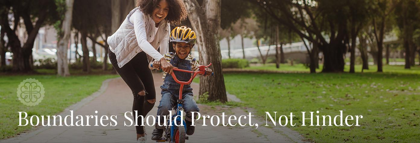 Boundaries Should Protect, Not Hinder