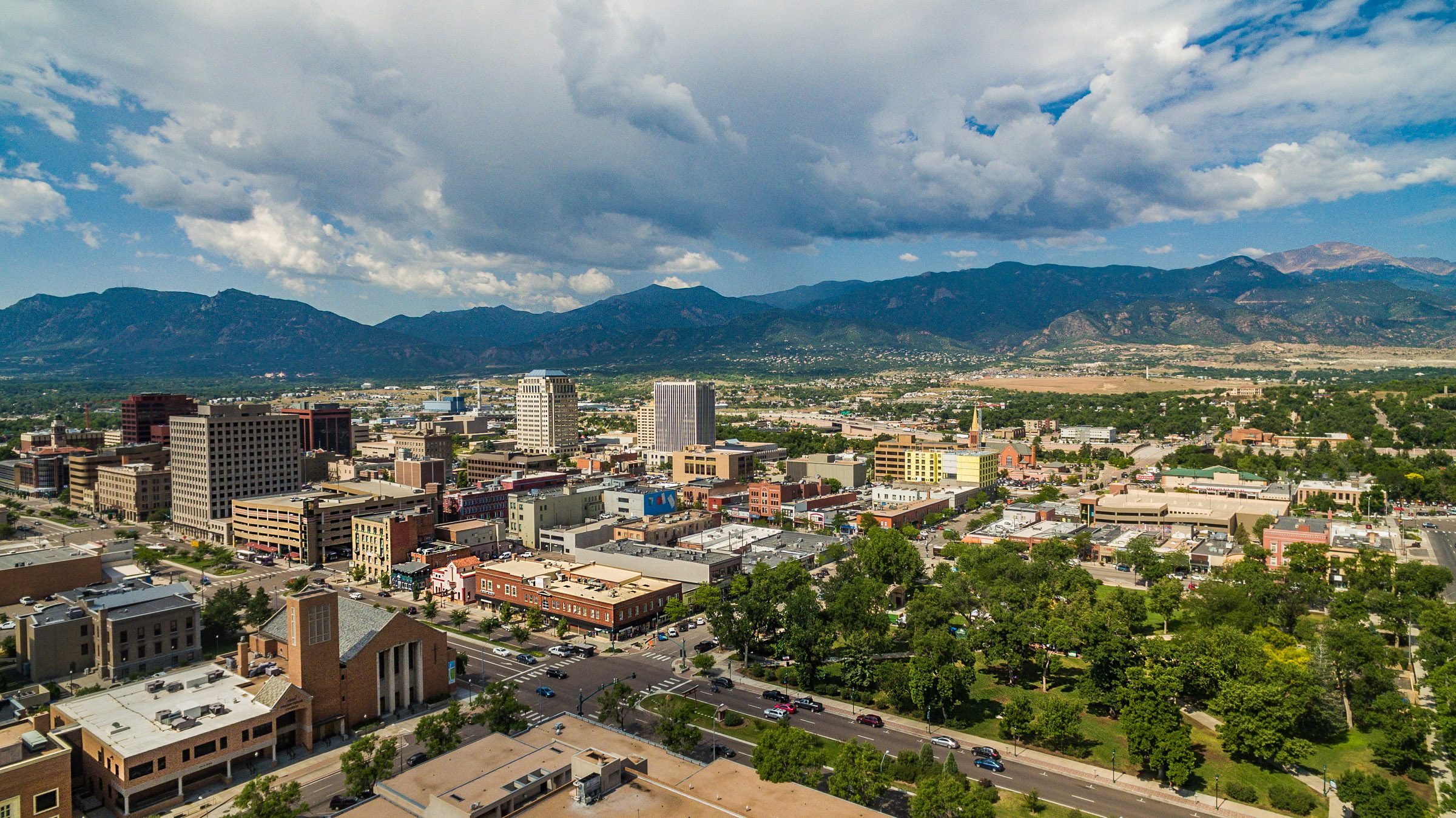 Colorado Springs, CO - 4word
