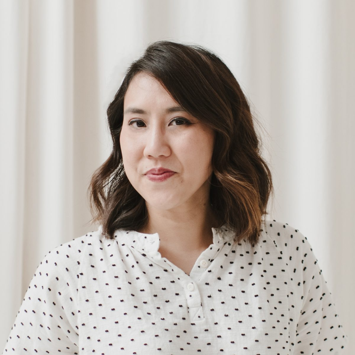 Sarah Lin CEO EllieFunDay headshot bio picture